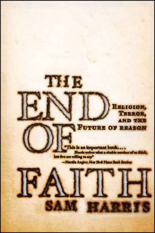 The End of Faith cover